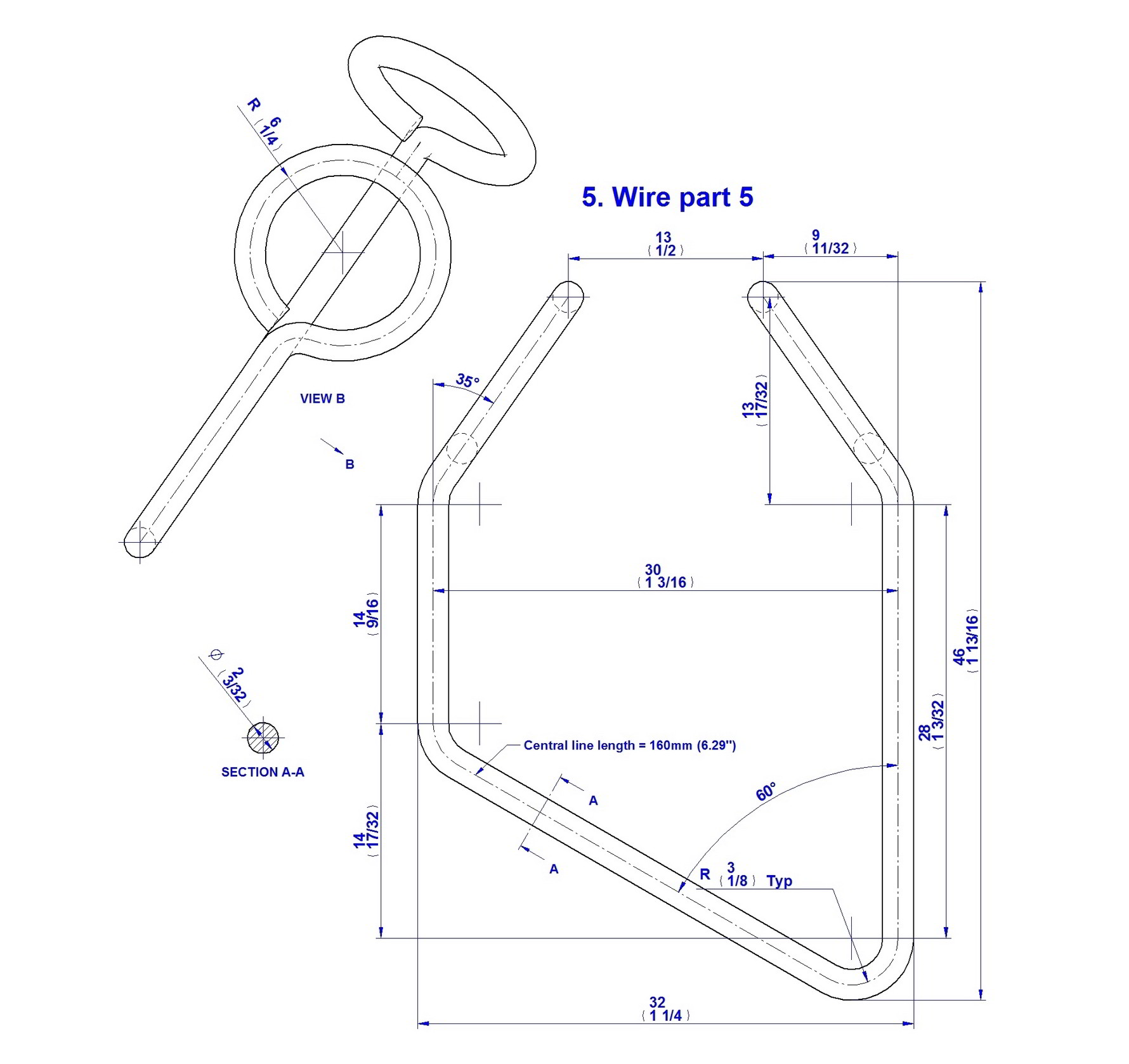 Wire puzzle plan 1