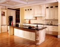 Kitchen Cabinets - Cream Maple - Craftsmen Network