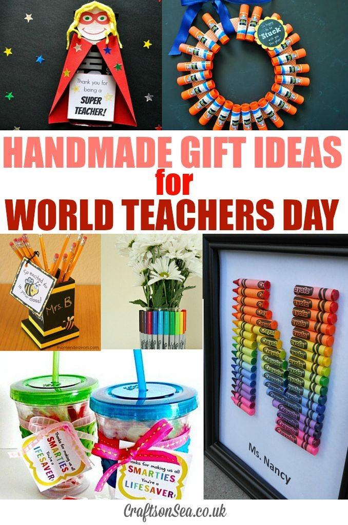 Crayon Crafts Teachers