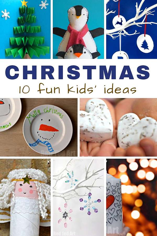 10 fun kids ideas