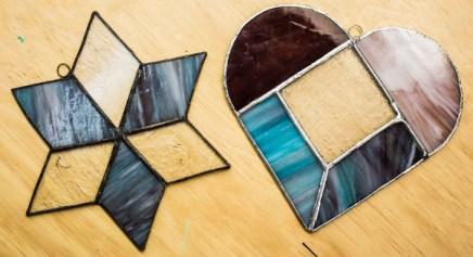 stainedglassheartandstar
