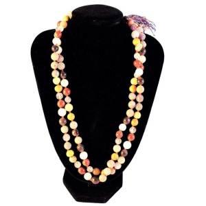 108 Stone Beads Mala