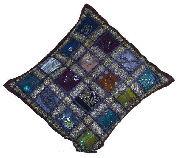 Boho Patchwork Cushion Cover