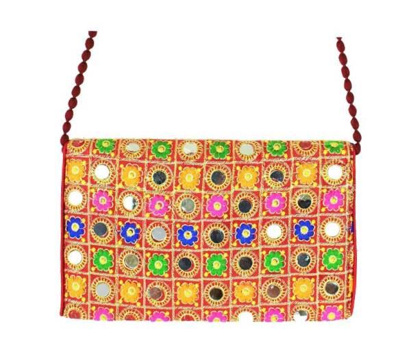 Gypsy Mirror Clutch Bag 1