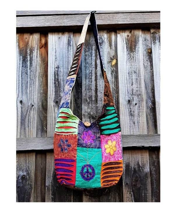 Hippie Cross Sling bag