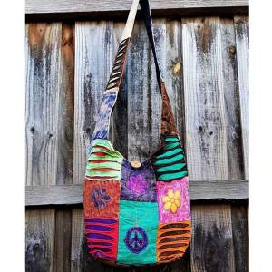Hippie Cross Sling Bag