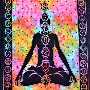 Third-Eye 7 Chakra tapestry
