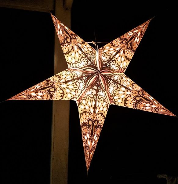 Star Lantern white