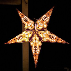 Star Lantern yellow