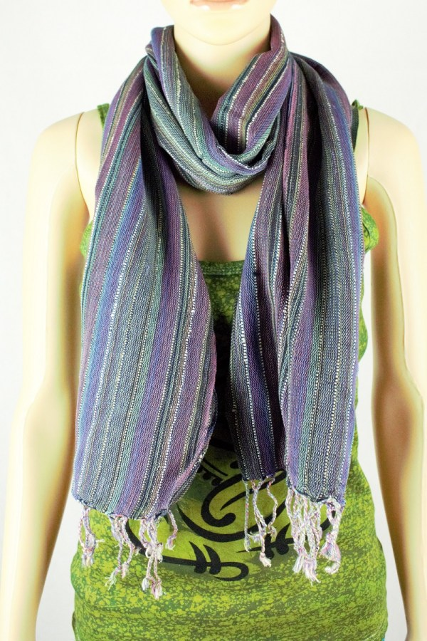 Unisex Assorted Scarves