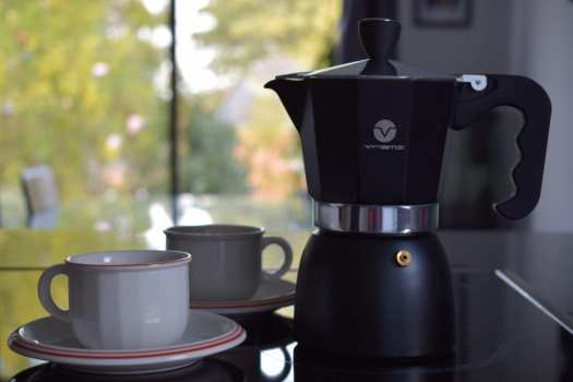 Vremi Espresso and Wine preserver review and Giveaway!