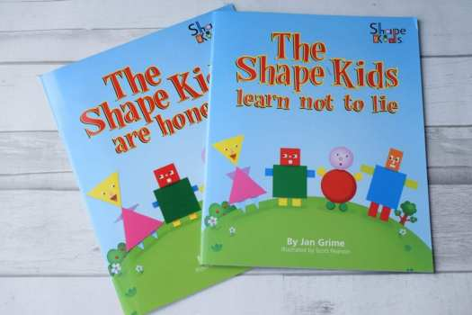 the shape kids