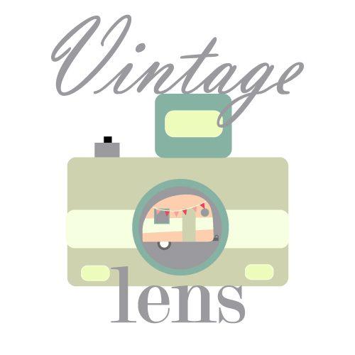 vintage caravan photo booth