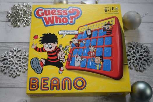 beano guess who childrens gift guide