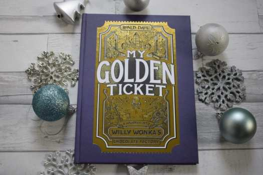 my golden ticket book childrens gift guide