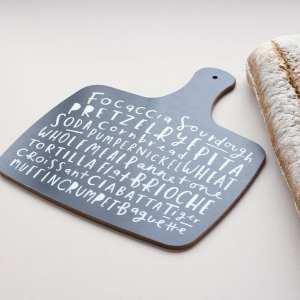 blogging accessories bread board