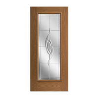 Belleville 122-X with Sonnet Glass | Craftwood Products ...
