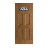 Belleville 135-4 with Madrid Glass | Craftwood Products ...