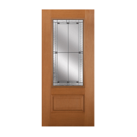 Belleville 404-1 with Marco Glass | Craftwood Products for ...