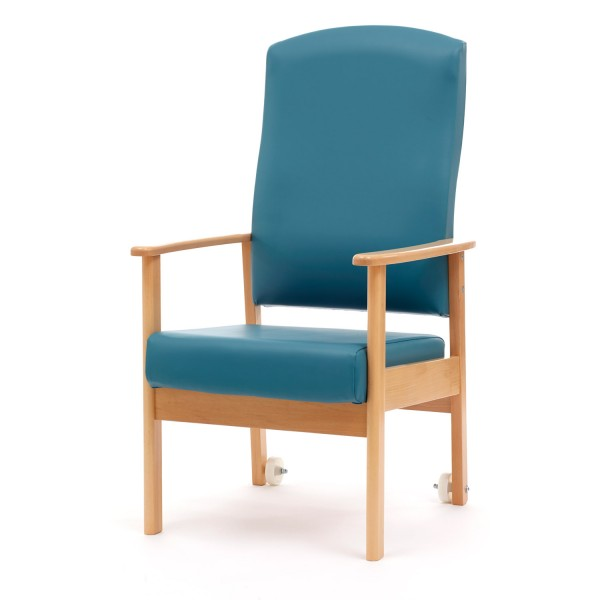 Hospital Chairs  Cambridge high back hospital chair