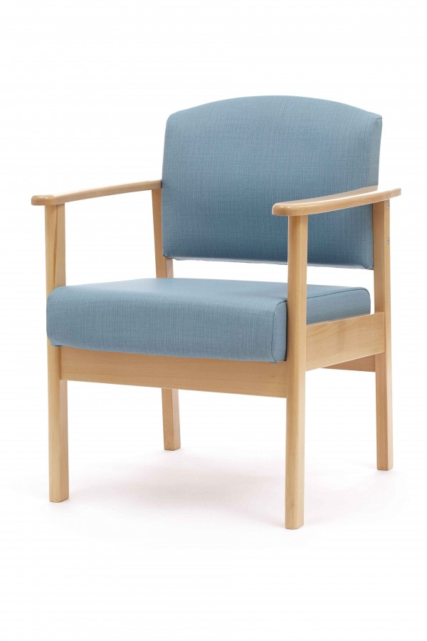 Hospital Chairs  Cambridge low back hospital chair