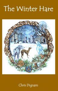 Winter Hare, Rabbit, Deerhounds, Greyhounds, Children's Book, Children's Story, Adventure, Rescued Greyhound, Greyhound Rescue