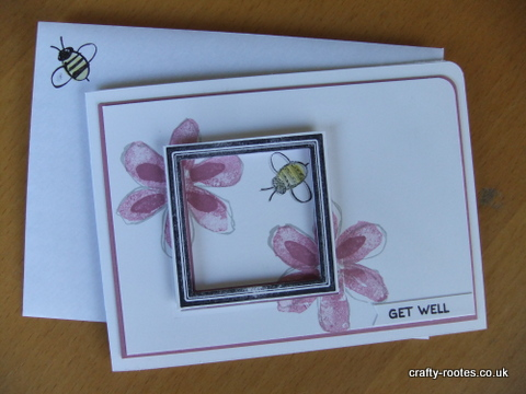 crafty-rootes.co.uk - Stampin Up - Painter's Palette with Garden in Bloom