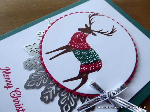 Stampin Up Merry Patterns stamp set