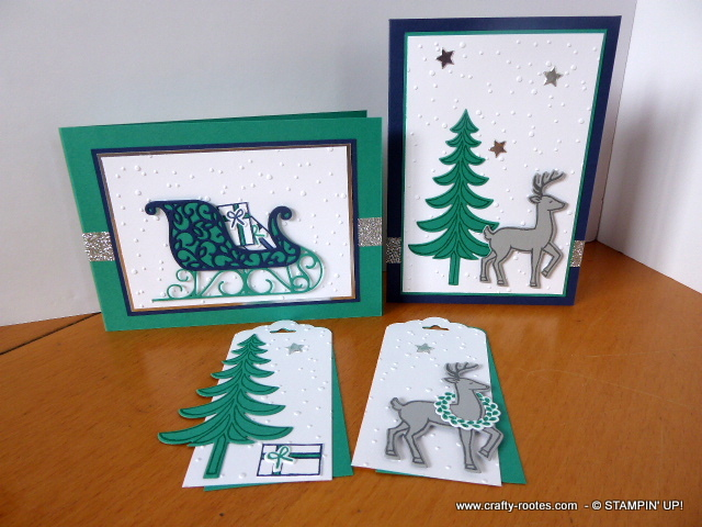 Gorgeous Christmas cards