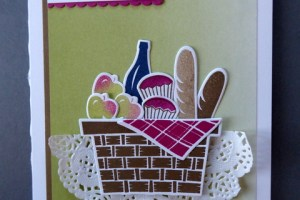 Picnic With You card designed by Mo Rootes