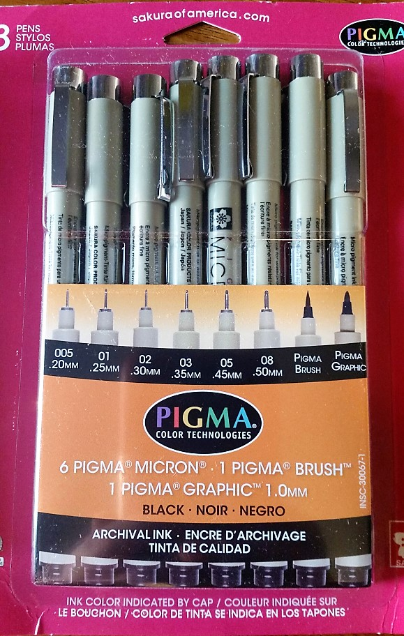 Sakura Pigma Micron Pen Review