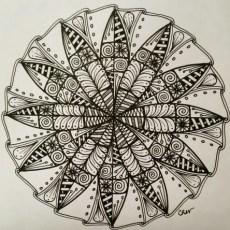 Spinning Mandala