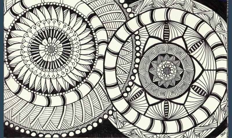 Interlocking Mandalas