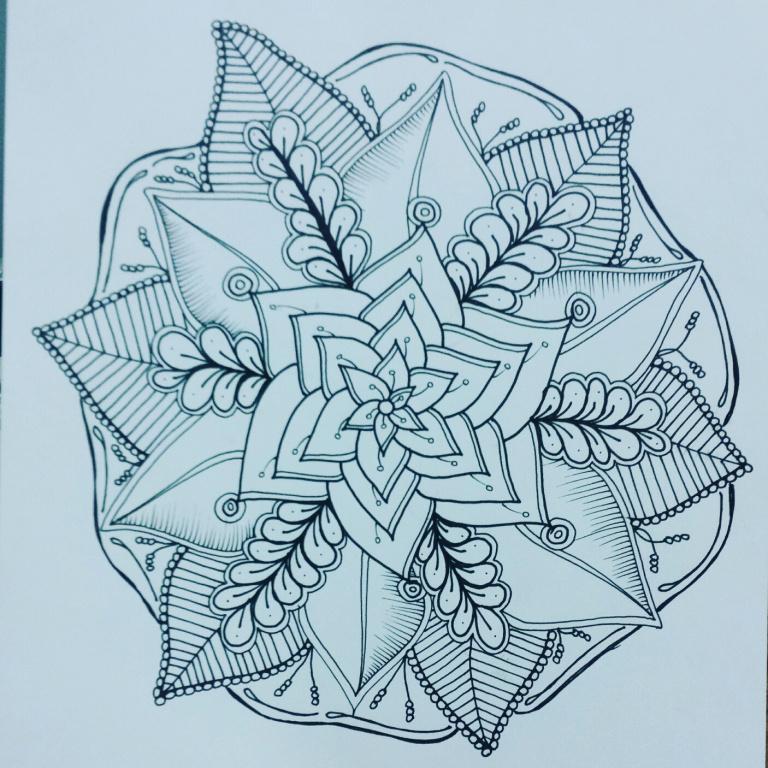 Double Mandala