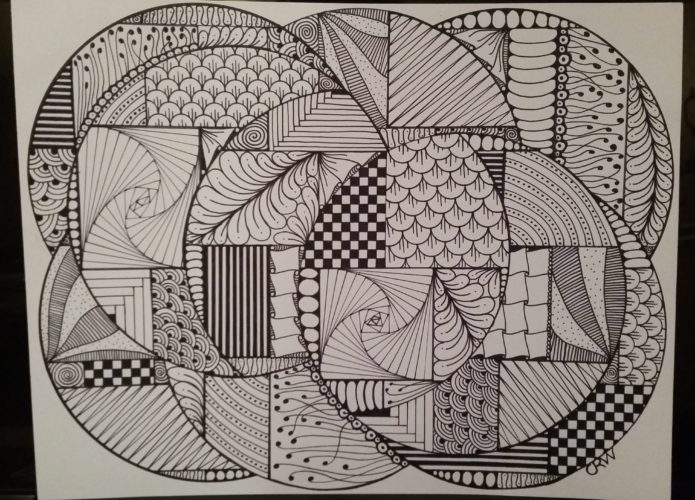 Zentangle Sampler