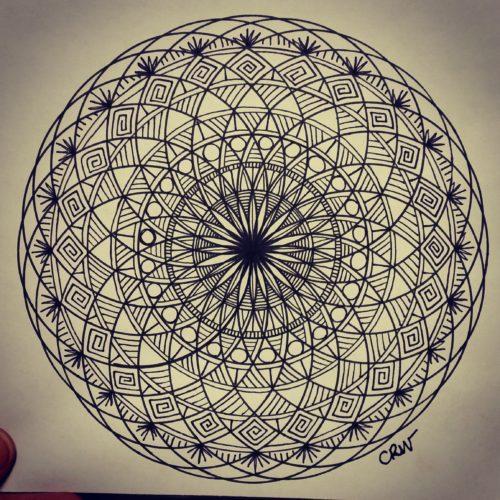 Triple Mandala