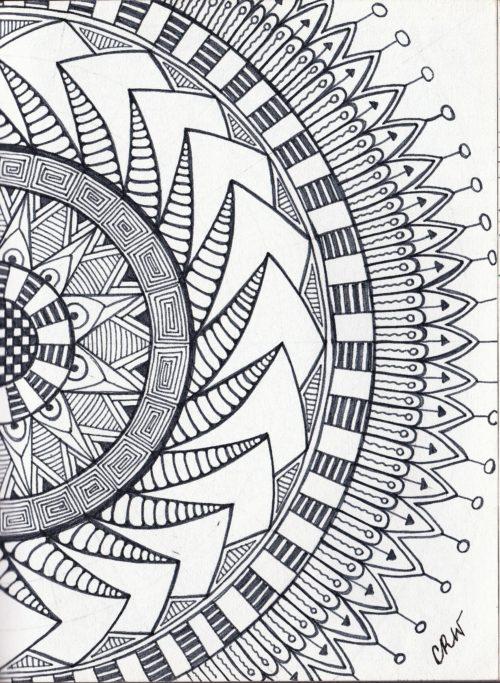 Mechanical Mandala