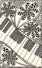 Zentangle 8
