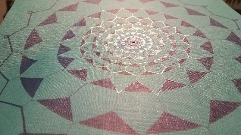 Mandala Collection II, Mandala 3