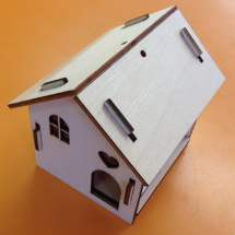 Make Your Own 3D House