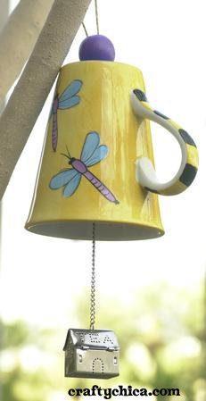 COFFEE MUG BELL