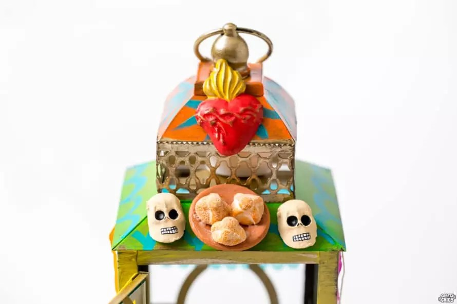 Day of the Dead craft.
