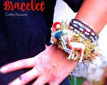 holiday-tinsel-bracelet