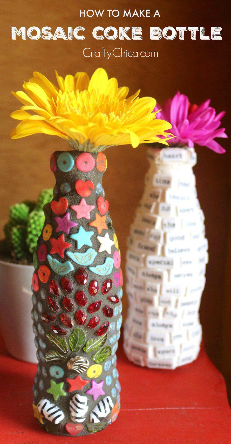 mosaic-coke-bottle