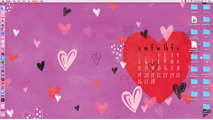 How to Spice Up Your Valentine\'s Day Cards - Crafty Chica™