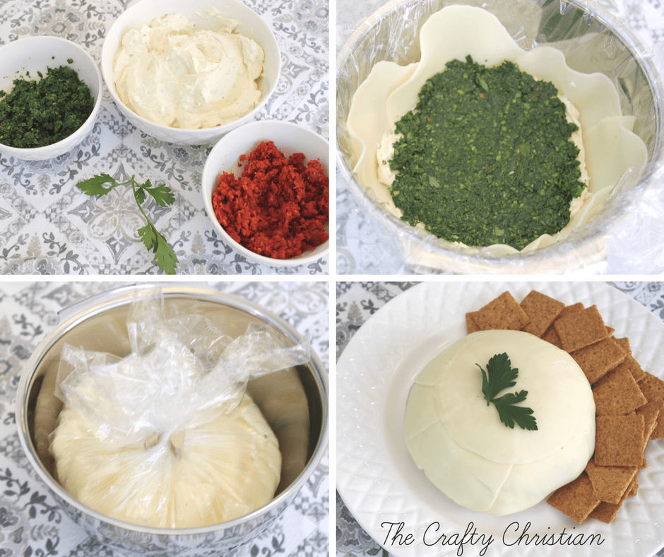 If you're looking for an incredibly flavorful holiday appetizer that will be a hit, then look no further than this pesto cheese blossom!