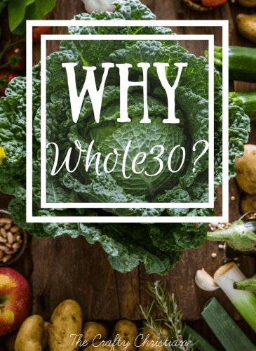 Why Whole30? Starting the New Year with Healthy Habits