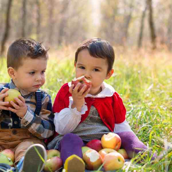 You're Hungry Again? | Healthy Snack Ideas for Toddlers