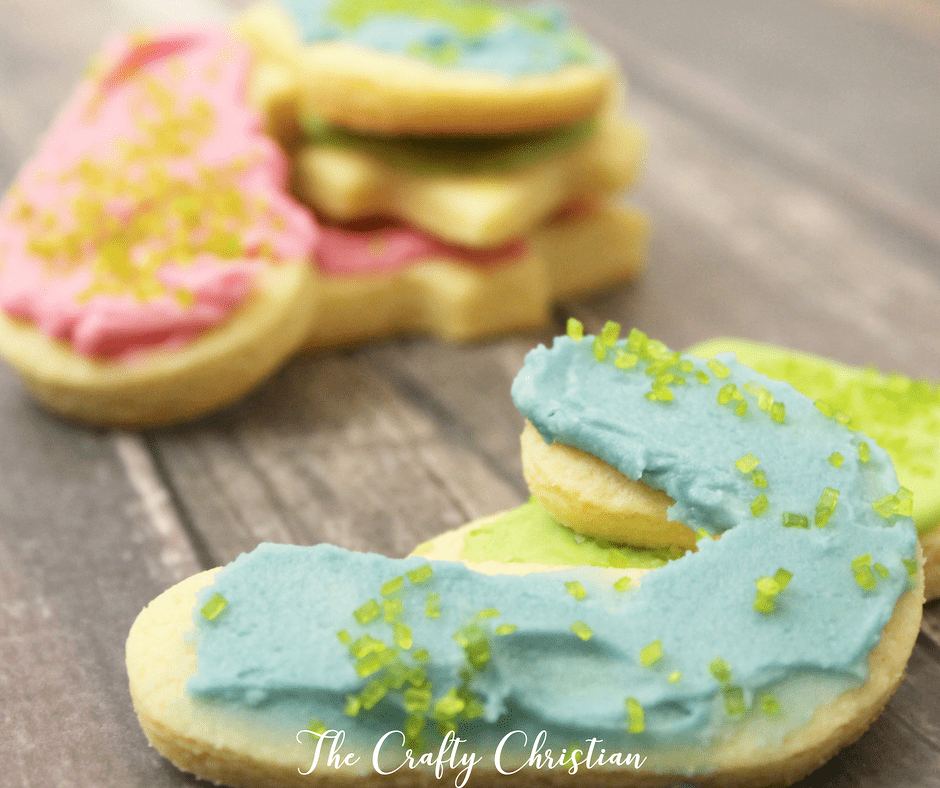 Frosted Keto Christmas Cookies {Recipe}