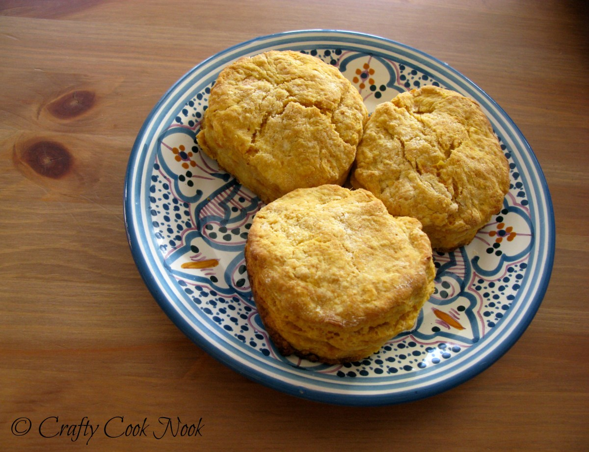 Sweet Potato Biscuits: A Unique Spin on Made-From-Scratch Baking